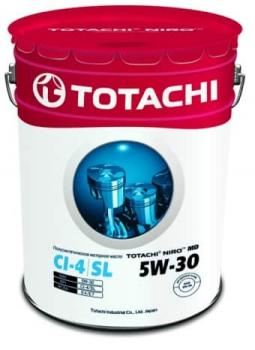Масло моторное TOTACHI NIRO 5W-30 MD Semi-Synthetic CI-4/SL 19л