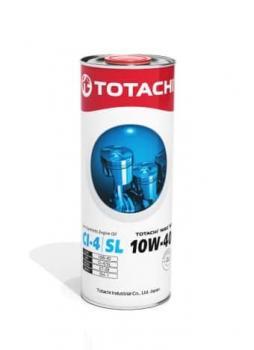 Масло моторное TOTACHI NIRO 10W-40 HD Semi-Synthetic  CI-4/SL 1л