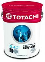 Масло моторное TOTACHI NIRO 15W40 HD CI-4/CH-4/SL минерал. 19л