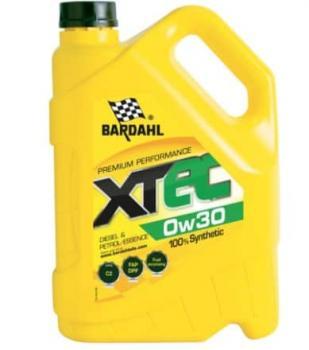 Моторное масло BARDAHL XTEC 0W30 5л