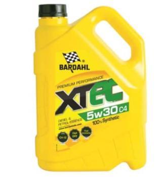 Моторное масло BARDAHL XTEC C4 5W30 5л