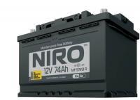 Аккумулятор NIRO MF 57413, 74а/ч R