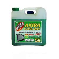 Антифриз  Akira Coolant -40 зеленый 5л
