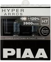 Лампа PIAA HYPER ARROS H7 (3900K) 2шт