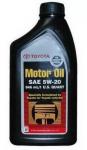 Моторное масло TOYOTA Motor Oil SAE 5W20 0,946мл