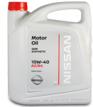 Масло моторное NISSAN Motor Oil 10W40 5л