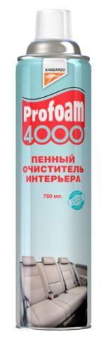 Пенный очиститель интерьера Profoam 4000 пенный 780мл