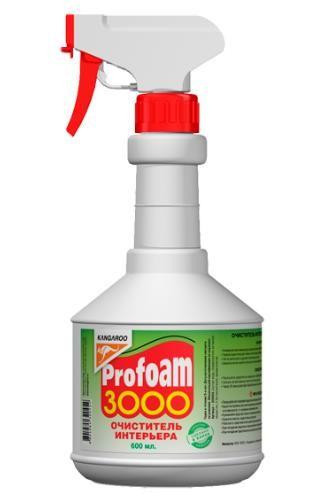Очиститель интерьера Profoam 3000, 600мл