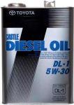 Моторное масло Toyota Diesel Oil DL-1 5W30, 4л