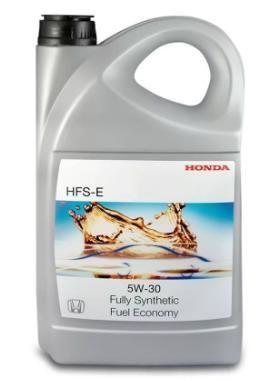 Моторное масло HONDA HFS-E 5W30 4л