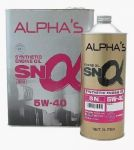 Моторное масло SUMICO (ALPHAS) 5W40 SN 4 л