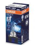 Автолампа OSRM H15 12V 55/15W COOL BLUE INTENSE (1шт)
