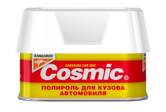 Полироль для кузова  с очищающим эффектом Cosmic  (200g)