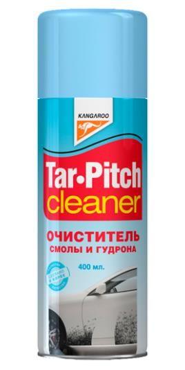 Очиститель смолы и гудрона Tar Pitch Cleaner, 400мл