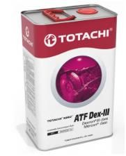 Жидкость для АКПП TOTACHI NIRO ATF DEXRON III 4л