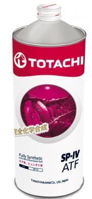 Трансмиссионная жидкость Totachi ATF SP-IV, 1л