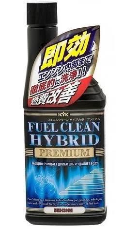 Очиститель топлива KYK FUEL CLEAN HYBRID PREMIUM 300мл