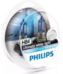 Автолампа PHILIPS  HB4 Diamond Vision (2шт) 5000K