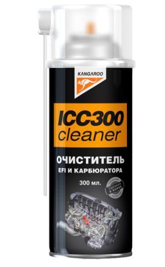 Очиститель EFI и карбюратора ICC300 cleaner 300мл