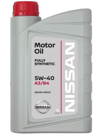 Моторное масло NISSAN Motor Oil 5W40, 1л
