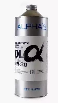 Моторное масло SUMICO (ALPHAS)  5w30 DL- DL-1/CF-4 1л