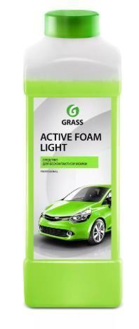 """Автошампунь для бесконтактной мойки """"GRASS"""" Active Foam Light (1 кг) (пена)"""