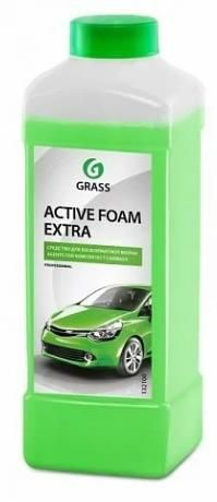 """Автошампунь для бесконтактной мойки """"GRASS"""" Active Foam Extra (1 кг)"""