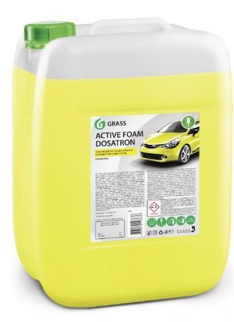 """Автошампунь для бесконтактной мойки """"GRASS"""" Active Foam Dosatron (23 кг)"""