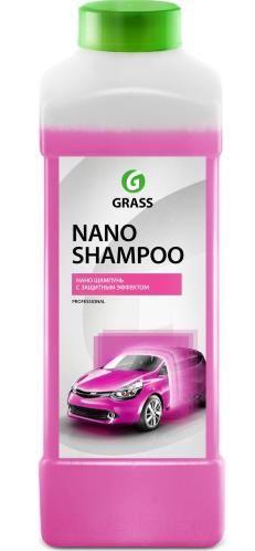 """Автошампунь """"GRASS"""" Nano Shampoo (1 кг)"""
