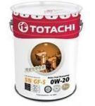 Масло моторное TOTACHI Extra Fuel SN  0W20 20л