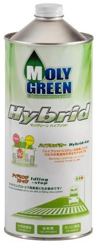 Моторное масло MOLY GREEN HYBRID SN/GF-5  (1л)