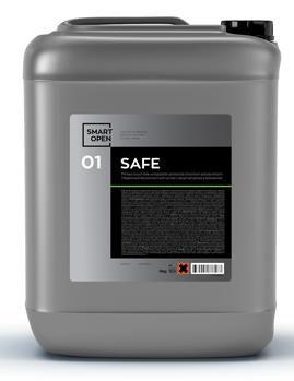 SAFE 01 Первичный бесконтактный состав с защитой хрома и алюминия 5л