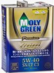 Моторное масло MOLY GREEN PROTECT SN/CF C3 5W40 (4л)