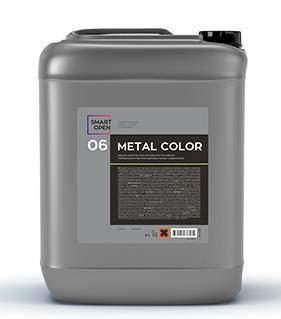 METAL COLOR 06 - нейтральный очиститель дисков и кузова с индикатором, 5л
