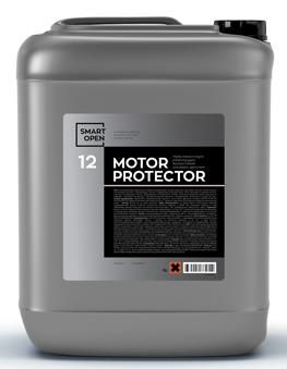 MOTOR PROTECTOR 12 - высокостойкий консервант двигателя, 5л