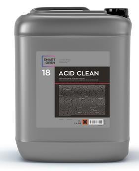 ACID CLEAN 18 - очиститель дисков на минеральных кислотах, 5л.