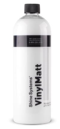 VinylMatt Wood - матовый полироль для пластика салона 750 мл