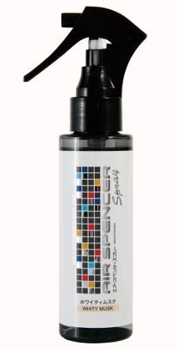 Ароматизатор жидкий (спрей) EIKOSHA AIR SPENCER SPRAY - WHITY MUSK, 100 мл