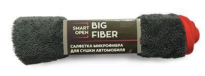Салфетка микрофибра для сушки автомобиля Big Fiber