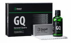 Набор для керамической защиты кузова GQ «General Quartz» 50мл