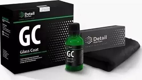"""Набор для керамической защиты стекла GC """"Glass Coat"""" 50 мл"""