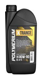 Трансмиссионное масло POLYMERIUM X-TRANS 80W-90 GL4/5 1л