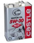 Масло моторное CASTLE SN/CF 5W-30 4л
