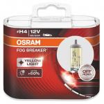 Автолампа OSRAM H4 FOG BREAKER - OFF-ROAD (2шт)