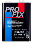 Моторное масло  Profix 0W20  SN 4л