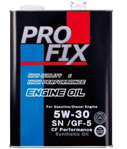 Моторное масло Profix 5W30  SN 4л