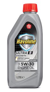 Моторное масло  TEXACO HAVOLINE ULTRA R 5W30 1л