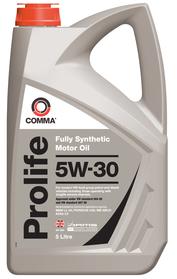 Моторное синтетическое масло  Prolife 5W-30 5л