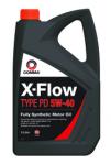 Моторное синтетическое масло  X-FLOW TYPE PD 5W-40 5л