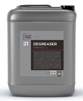 Обезжириватель кузова, DEGREASER 21, антисиликон 5л